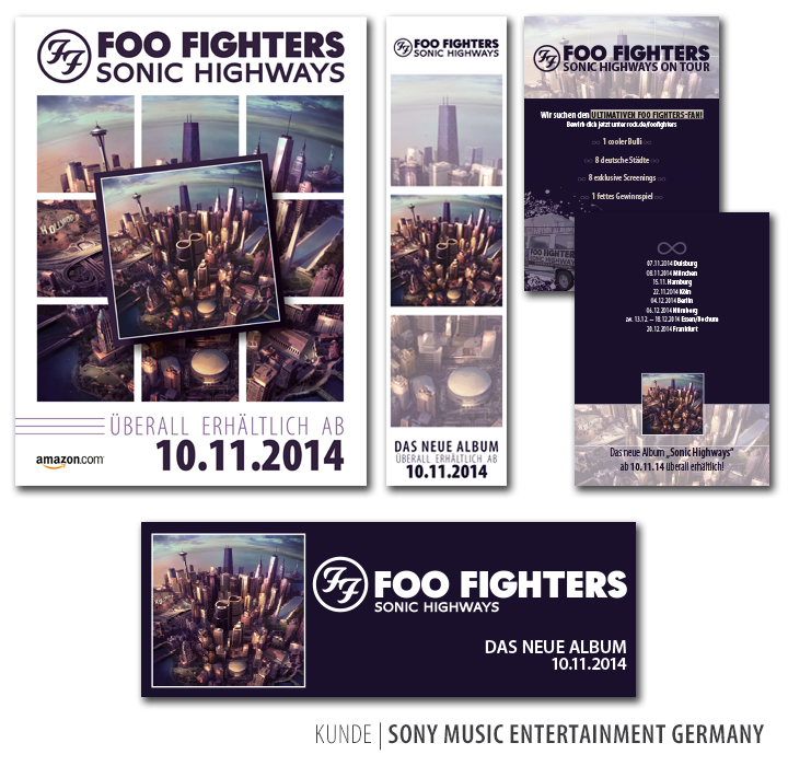 Werbung_FooFighters
